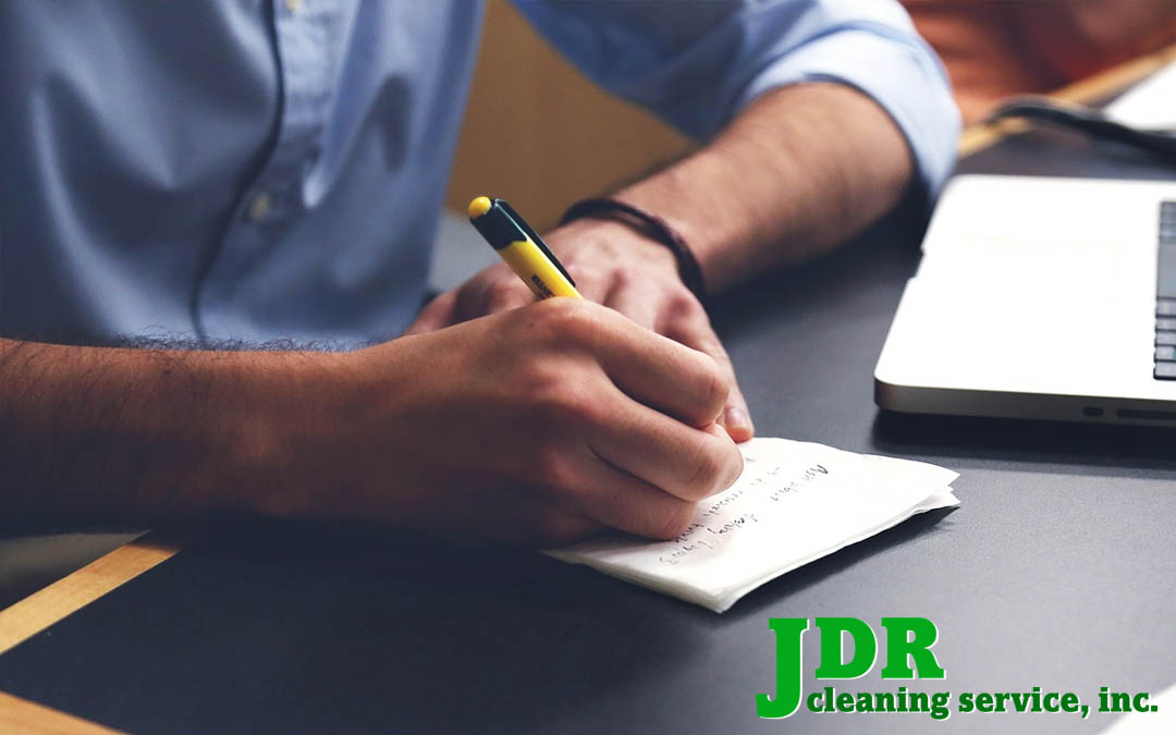 Employees of JDR Cleaning Service, Inc in Asheville NC
