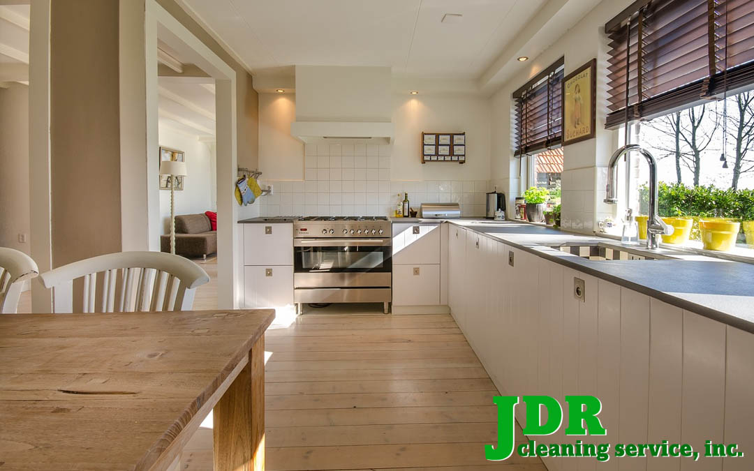 Maintaining Wood Floors by JDR Cleaning Service, Inc. in Asheville NC