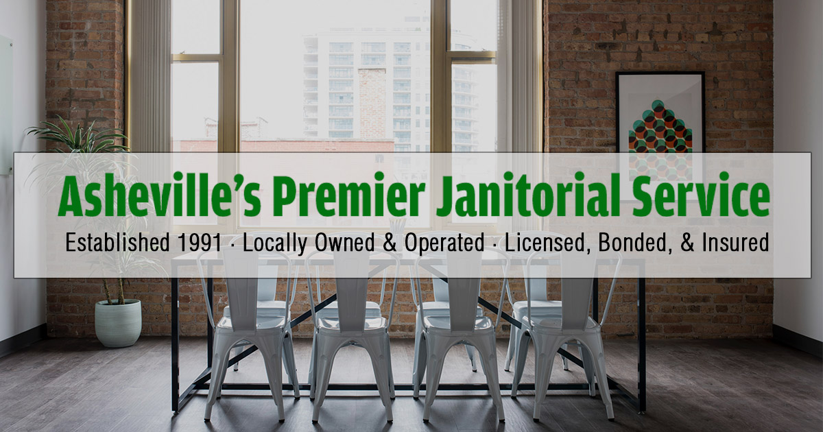 Asheville Janitorial Service