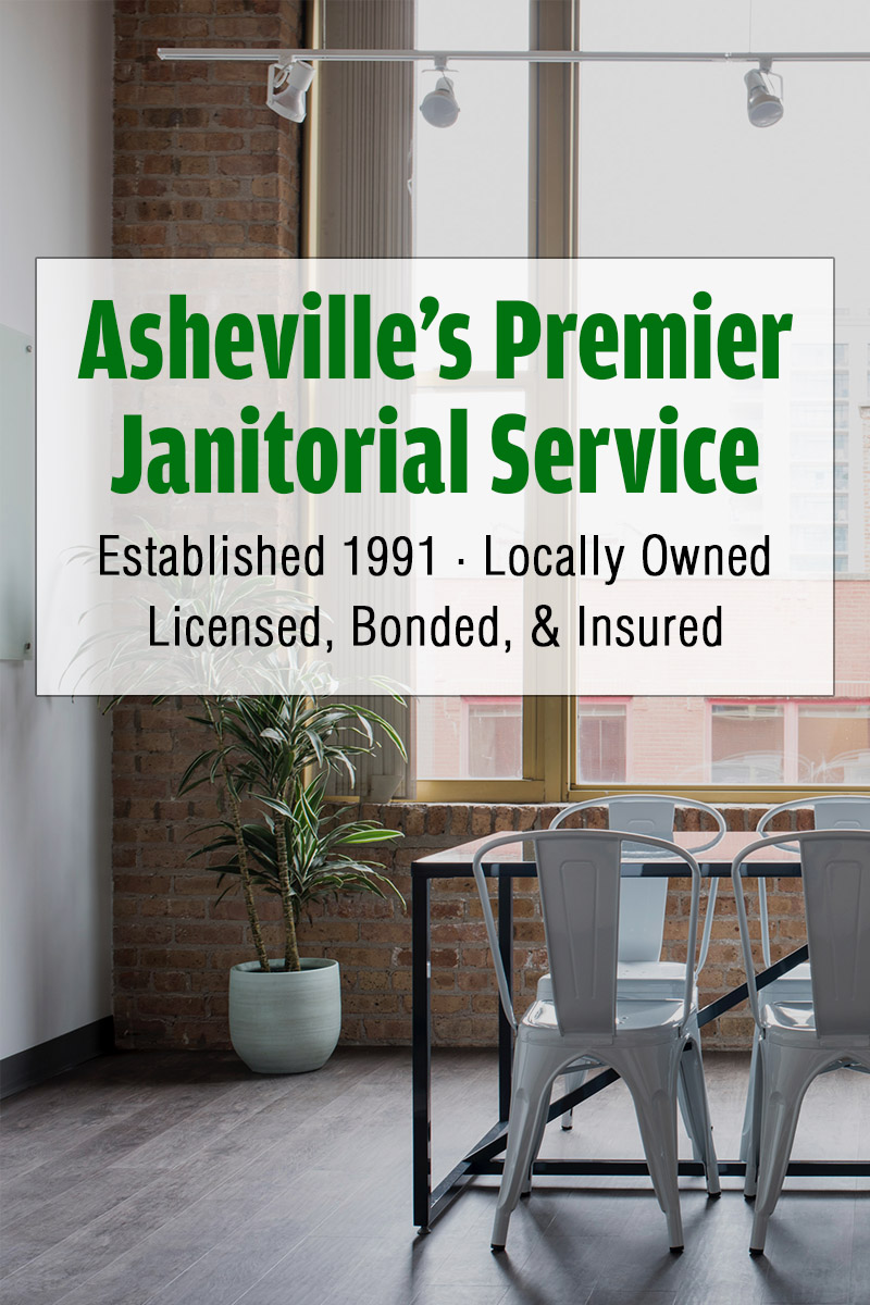 Commercial Cleaning Service - Asheville NC